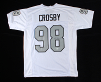Maxx Crosby Signed Jersey (JSA COA) (See Description) at PristineAuction.com