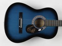 "AJ McLean, Brian Littrell & Howie Dorough Signed 38"" Acoustic Guitar (JSA Hologram) (See Description) at PristineAuction.com"
