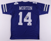 "Craig Morton Signed Jersey Inscribed ""SB VI Champs""  (Beckett COA) at PristineAuction.com"