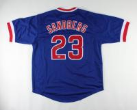 Ryne Sandberg Signed Jersey (Beckett COA) at PristineAuction.com