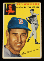 Ted Williams 1954 Topps #250 at PristineAuction.com