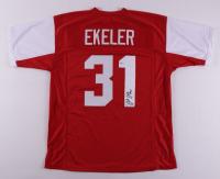 Austin Ekeler Signed Jersey (Beckett COA) at PristineAuction.com