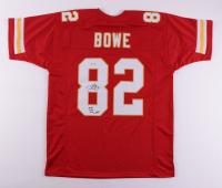 """Dwayne Bowe Signed Jersey Inscribed """"2010 NFL T.D Leader"""" (PSA COA) (See Description) at PristineAuction.com"""