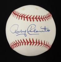 Rocky Colavito Signed OML Baseball (JSA COA) (See Description) at PristineAuction.com