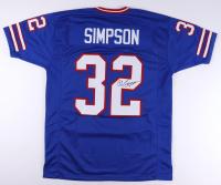 O.J. Simpson Signed Jersey (JSA COA) at PristineAuction.com