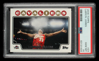 LeBron James 2008-09 Topps #23 (PSA 10) at PristineAuction.com