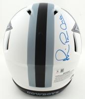 Michael Irvin Signed Cowboys Full-Size Authentic On-Field Lunar Eclipse Alternate Speed Helmet (Beckett Hologram & Prova Hologram) (See Description) at PristineAuction.com