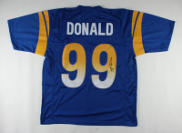Aaron Donald Signed Jersey (JSA COA) at PristineAuction.com