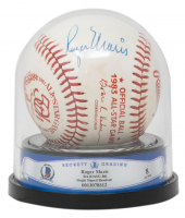 Roger Maris Signed 1983 All-Star Game Baseball (BGS Encapsulated) at PristineAuction.com
