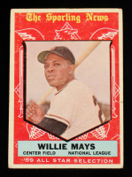 Willie Mays 1959 Topps #563 AS at PristineAuction.com