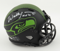"Walter Jones Signed Seahawks Eclipse Alternate Speed Mini Helmet Inscribed ""HOF 14"" (Schwartz Sports COA) at PristineAuction.com"