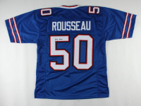 Gregory Rousseau Signed Jersey (JSA COA) at PristineAuction.com