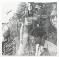 "Krist Novoselic & Chad Channing Signed Nirvana ""Bleach"" Vinyl Record Album Sleeve (JSA Hologram) (See Description) at PristineAuction.com"