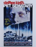"Miko Hughes Signed ""Pet Sematary"" 11x14 Photo Inscribed ""Gage"" (JSA COA) at PristineAuction.com"