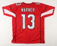 Kurt Warner Signed Jersey (Beckett COA) at PristineAuction.com
