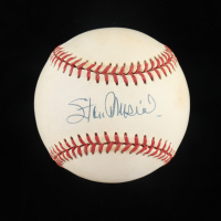 Stan Musial Signed ONL Baseball (Beckett COA) (See Description) at PristineAuction.com