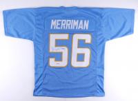 Shawne Merriman Signed Jersey (PSA Hologram) at PristineAuction.com