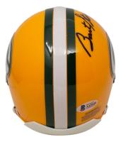 Bart Starr Signed Packers Mini Helmet (Beckett Hologram) at PristineAuction.com