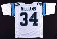 DeAngelo Williams Signed Jersey (PSA Hologram) at PristineAuction.com