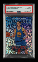Klay Thompson 2012-13 Panini Marquee #163 RC (PSA 10) at PristineAuction.com