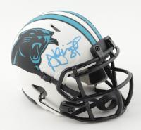 DeAngelo Williams Signed Panthers Lunar Eclipse Alternate Speed Mini-Helmet (PSA COA) at PristineAuction.com