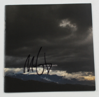 """Moby Signed """"all visible objects"""" CD Album Booklet (JSA COA) at PristineAuction.com"""