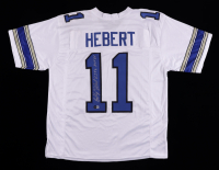 "Bobby Hebert Signed Jersey Inscribed ""U.S.F.L. MVP 83'"" (Beckett COA) at PristineAuction.com"