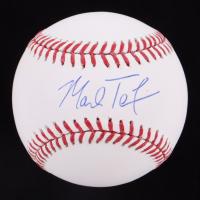 Mark Teixeira Signed OML Baseball (Steiner Hologram) at PristineAuction.com