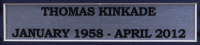 "Thomas Kinkade ""Bambi"" 17x17 Custom Framed Print Display with Set of (2) ""Bambi"" Movie Pins at PristineAuction.com"