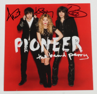 """Kimberly, Neil & Reid Perry Signed """"The Band Perry"""" CD Album Booklet (JSA COA) at PristineAuction.com"""