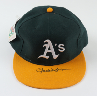 Rollie Fingers Signed Athletics New Era Fitted Baseball Hat (PSA COA) at PristineAuction.com