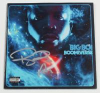 "Big Boi Signed ""Boomiverse"" CD Album Booklet (JSA COA) at PristineAuction.com"