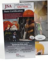 "Margaret Kerry Signed ""Disney"" #10 Tinker Bell Funko Pop! Vinyl Figure Inscribed ""Tinker Bell"" (JSA COA) at PristineAuction.com"
