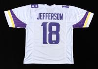 Justin Jefferson Signed Jersey (JSA COA) at PristineAuction.com