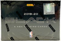 2019-20 Panini Black Basketball Hobby Box (Factory Sealed) at PristineAuction.com