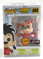 """Jason Marsden Signed """"Goof Troop"""" #462 Max Funko Pop! Vinyl Figure Inscribed """"Stay Goofy"""" & """"Max"""" with Hand-Drawn Sketch (JSA COA) at PristineAuction.com"""