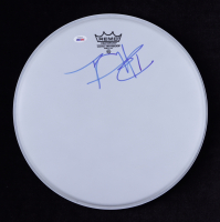 "Dave Matthews Signed 14"" Drumhead (PSA COA) at PristineAuction.com"