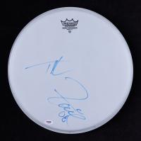 "Tim McGraw & Faith Hill Signed 14"" Drumhead (PSA COA) at PristineAuction.com"