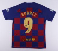 Luis Suarez Signed FC Barcelona Jersey (Beckett Hologram) at PristineAuction.com