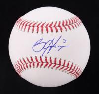 Bryce Harper Signed OML Baseball (Beckett COA) at PristineAuction.com