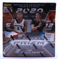 2020-21 Panini Prizm Draft Picks Basketball Mega Box with (12) Packs (See Description) at PristineAuction.com