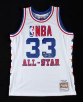 Larry Bird Signed 1985 NBA All-Star Game Jersey (Schwartz Sports COA & Bird Hologram) at PristineAuction.com