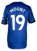 Mason Mount Signed Chelsea F.C. Nike Jersey (Beckett COA) at PristineAuction.com