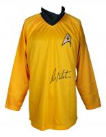 William Shatner Signed Uniform Shirt (JSA COA) at PristineAuction.com