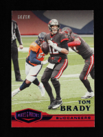 Tom Brady 2020 Panini Plates and Patches Blue #38 60/60 at PristineAuction.com