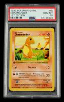 Charmander 1999 Pokemon Base 1st Edition #46 (PSA 10) at PristineAuction.com