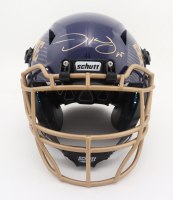 Derrick Mason Signed Full-Size Authentic On-Field Hydro Dipped Vengeance Helmet (Beckett COA) (See Description) at PristineAuction.com
