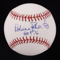 "Robin Roberts Signed OML Baseball Inscribed ""HOF 76"" (JSA COA) at PristineAuction.com"
