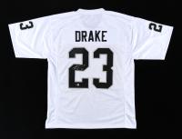 Kenyan Drake Signed Jersey (Beckett Hologram) (See Description) at PristineAuction.com