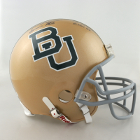"""Mike Singletary Signed Baylor Bears Full Size Helmet Inscribed """"Samurai Mike"""", """"2X All American"""" & """"CHOF 95"""" (JSA COA) at PristineAuction.com"""